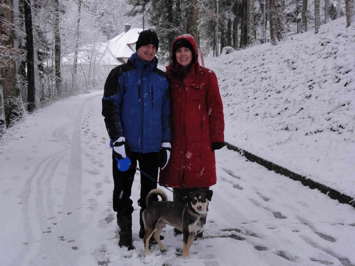 Winter Walk Bad Ischl
