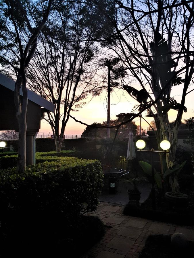 Night time at Constantia Manor Guesthouse.jpg