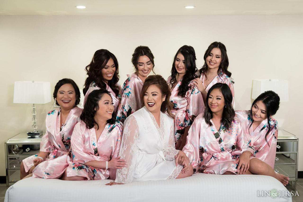 Bridal Squad Photoshoot-Sapphire Suite