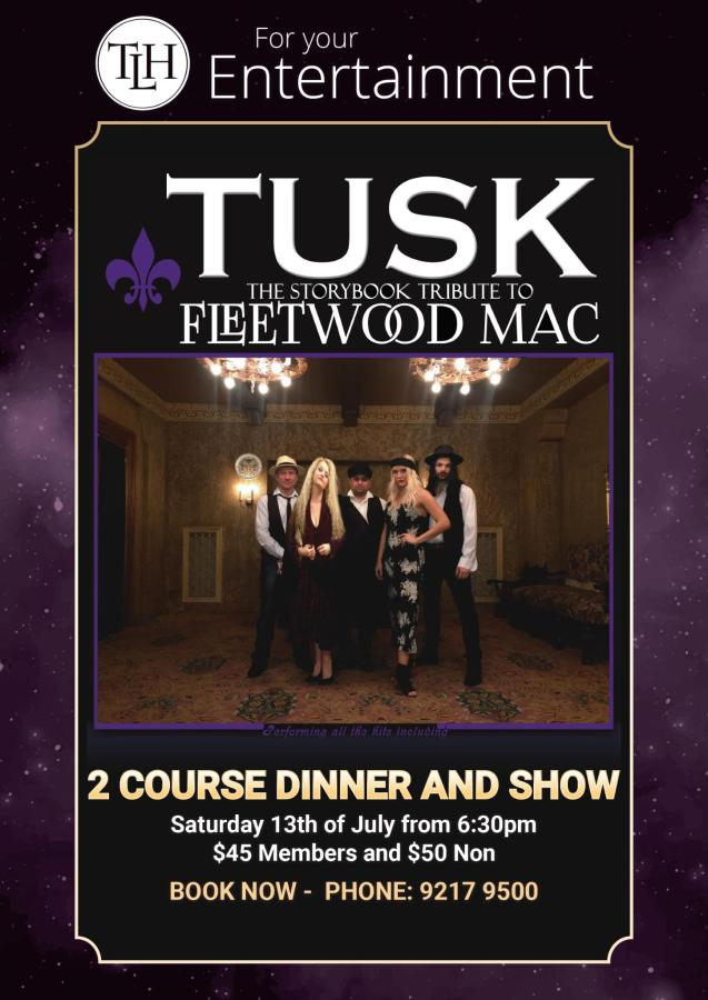 taylors lakes hotel tusk dinner and show fleetwood mac 13 july.jpg