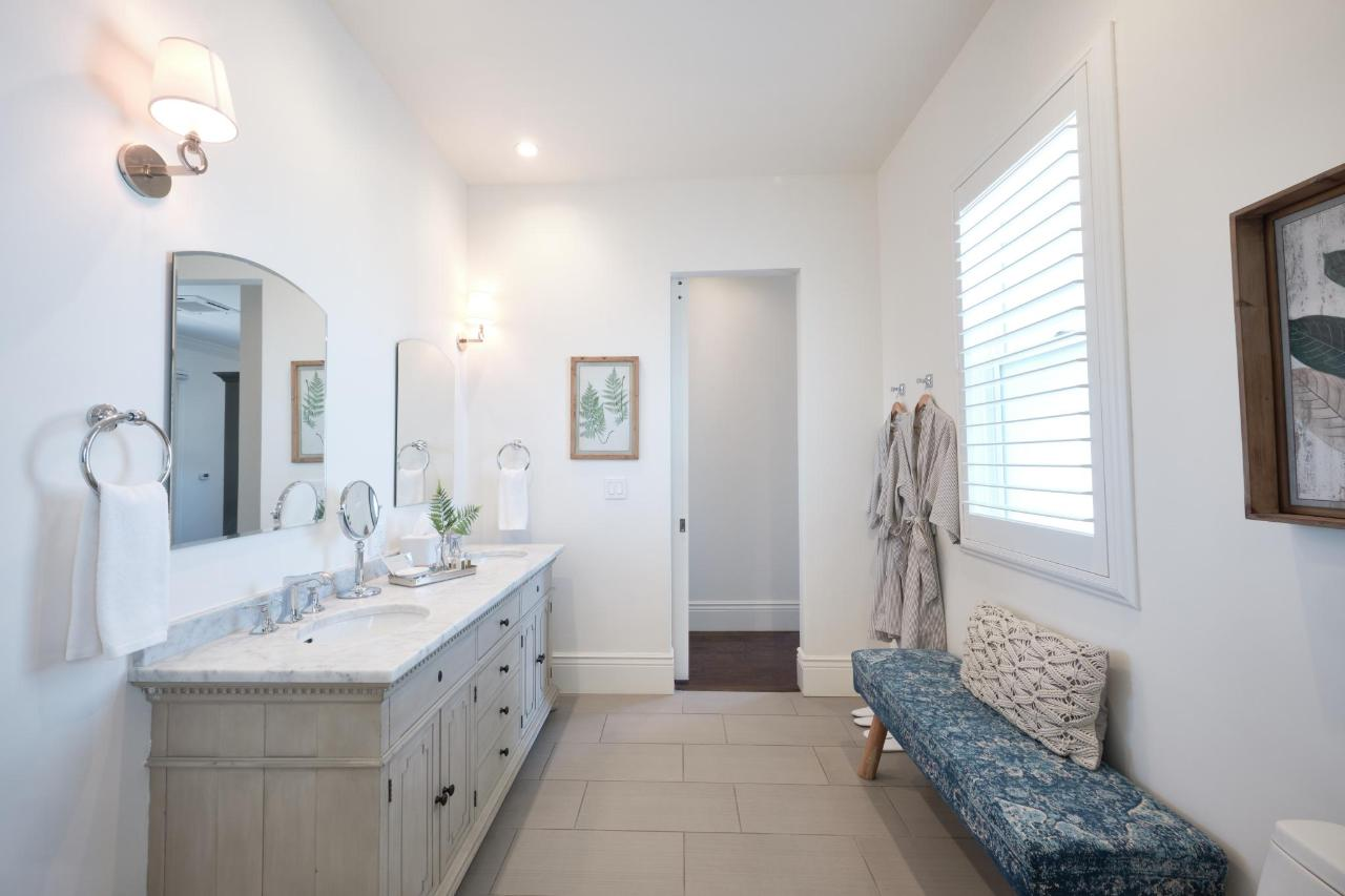 The Setting Inn | Luxury Bathroom