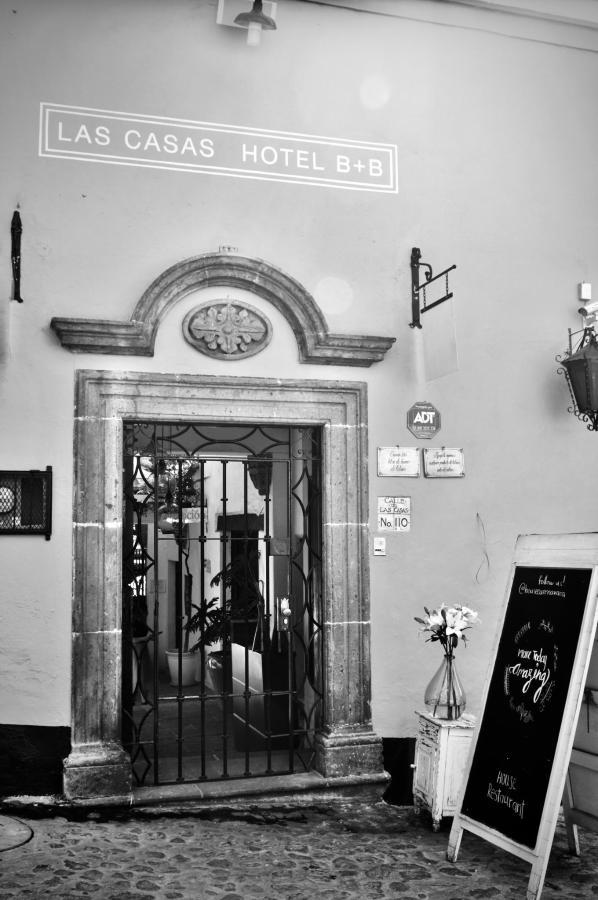 Justo en el centro historico de Cuernavaca. Las Casas B+B Boutique Hotel, Spa  & Restaurante.