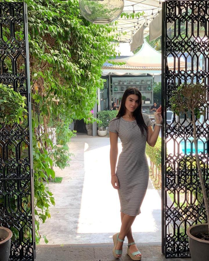 Alessa Brava Haciendonos ver bien. Las Casas B+B Boutique Hotel, Spa  & Restaurante.