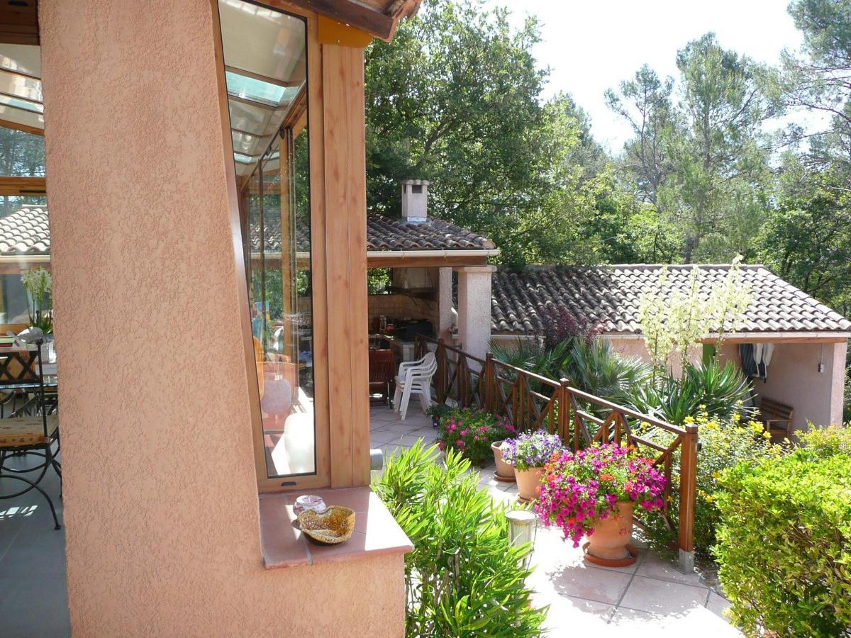 cuisine d'été, véranda, jardin.JPG