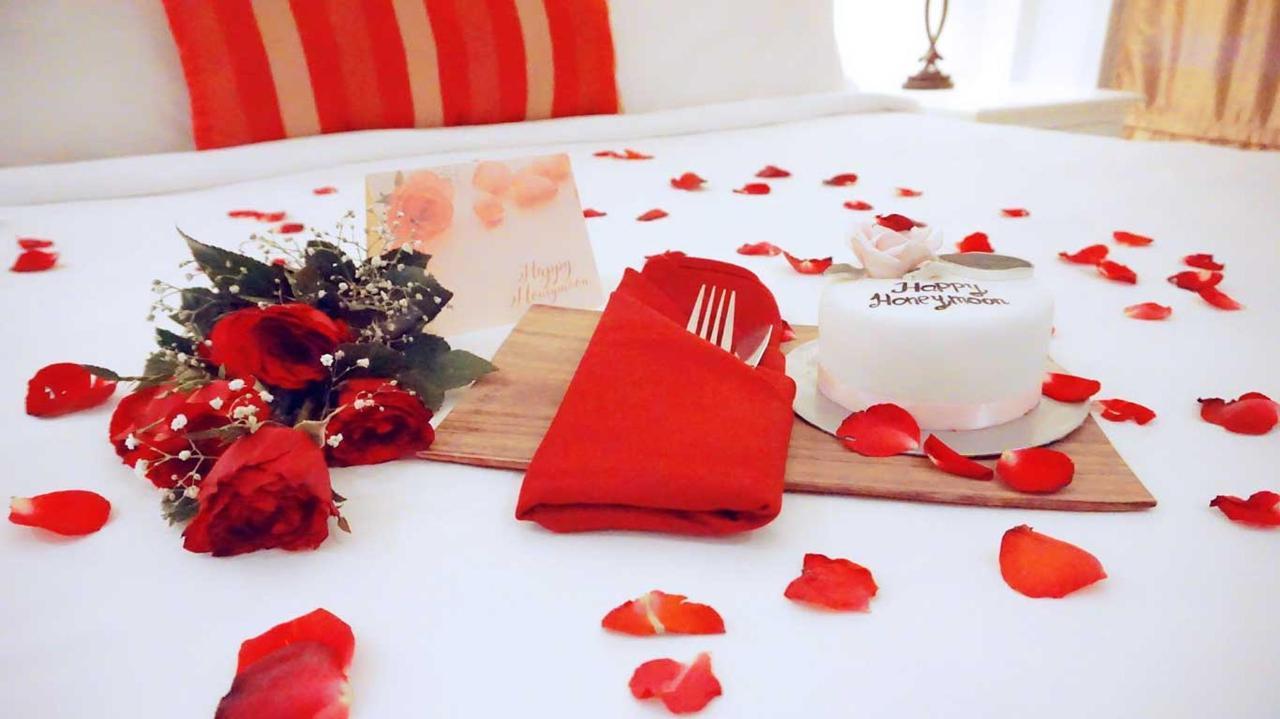 Standard Honeymoon Setup