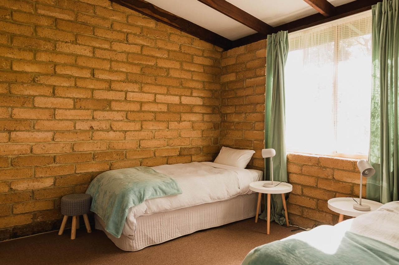 Rammed Earth Brick Family Cottage