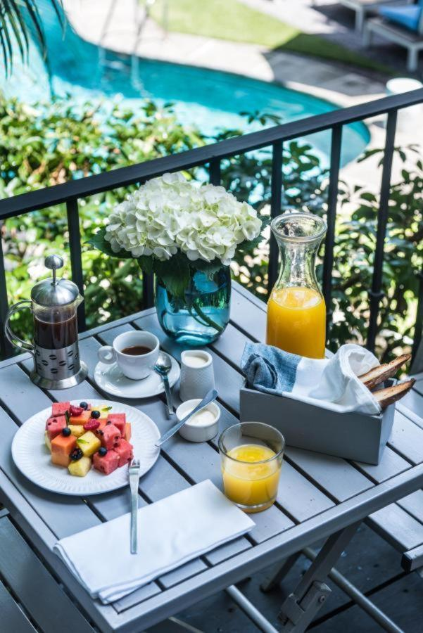 Breakfast included with your stay. The B + Houses   B Hotel Boutique, Spa & Restaurant in Cuernavaca, Morelos