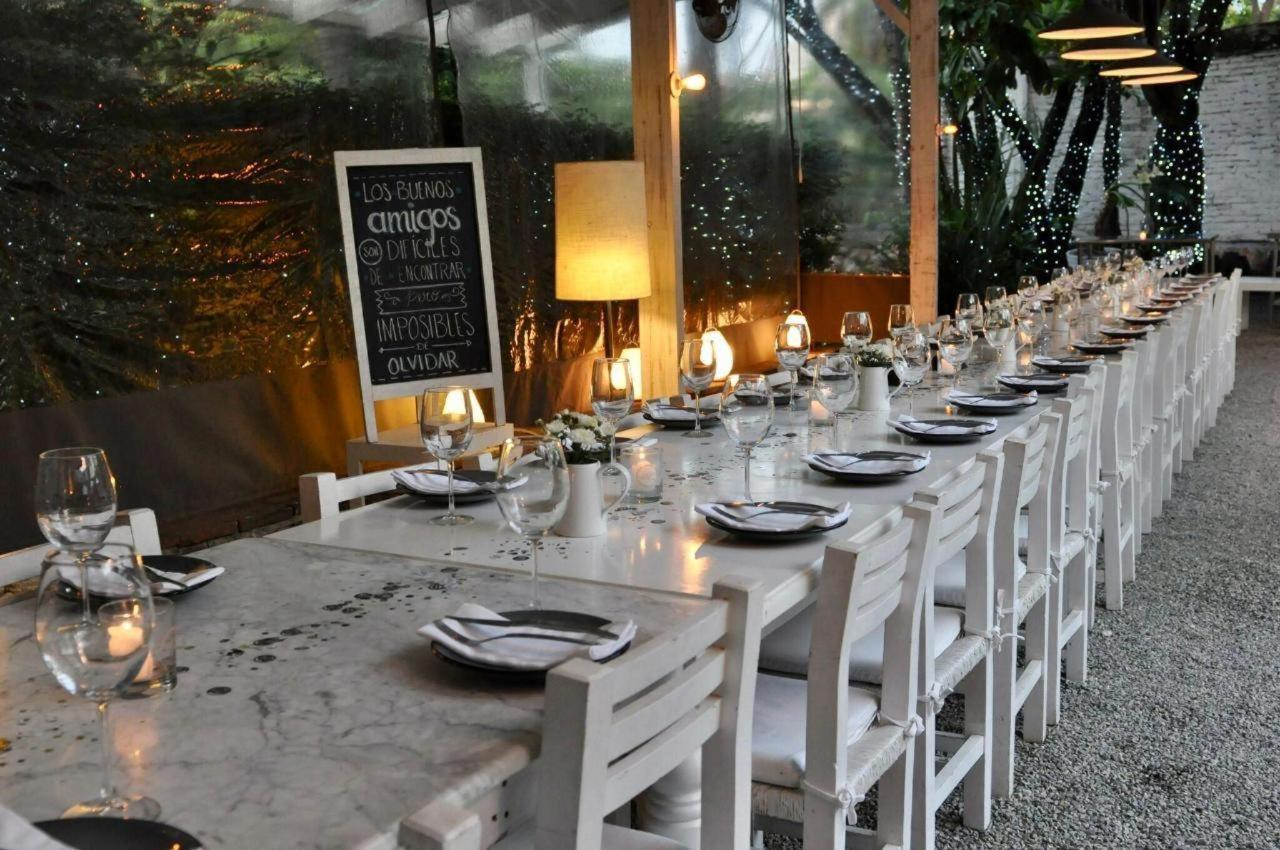 House Restaurant, One of the best restaurants   from Cuernavaca to organize meetings with friends and family. The B + B Houses   Boutique Hotel, Spa & Restaurant in Cuernavaca, Morelos.