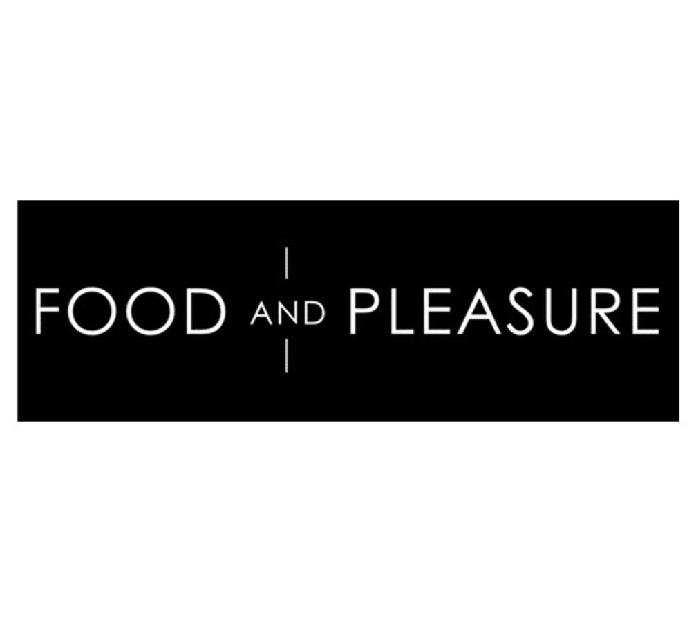 Featured on Food & Pleasure