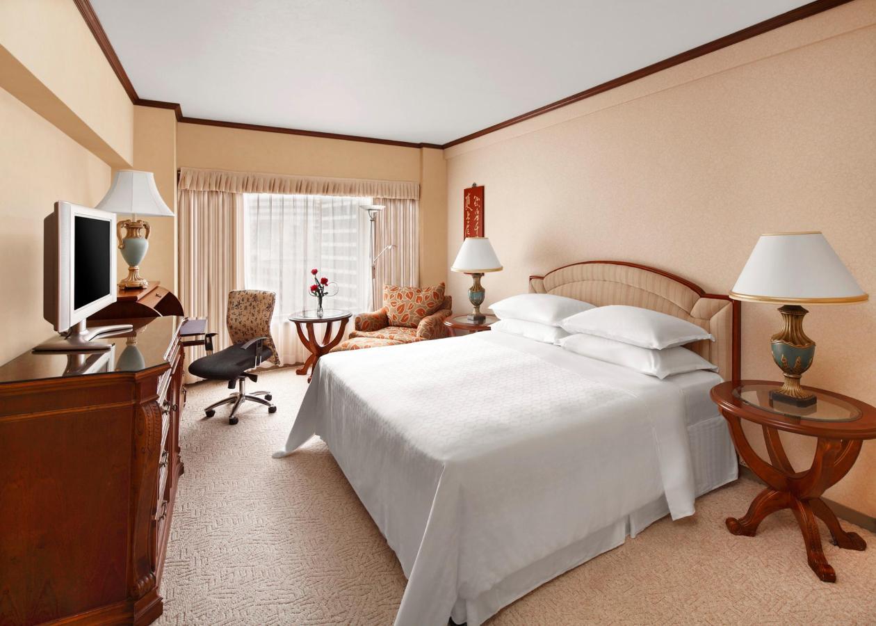 Deluxe King_FamilySuiteBedroom_at_Hongqiao Jin Jiang Hotel_Shanghai.jpg