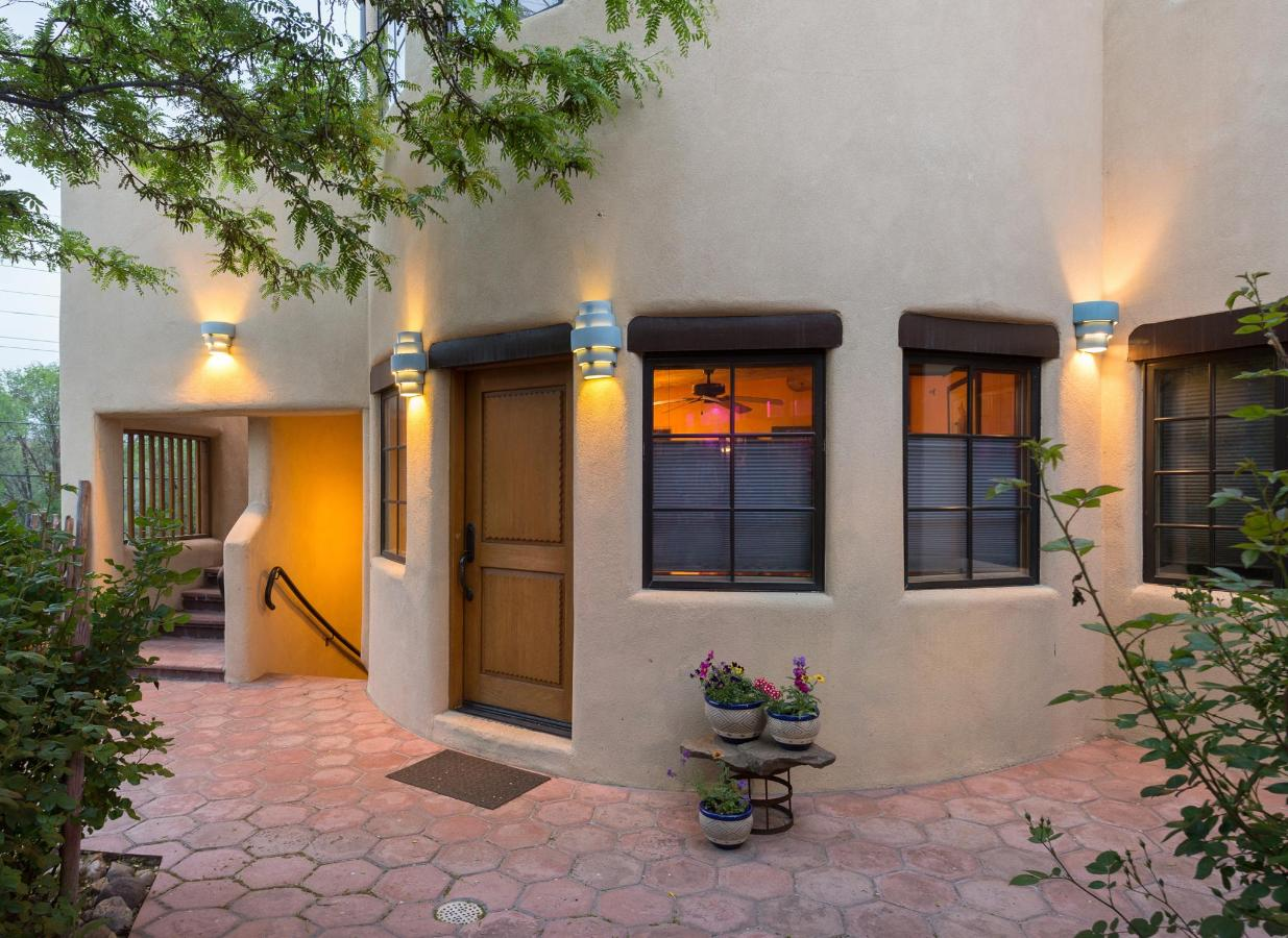 Taos Pueblo Private Outdoor Entrance