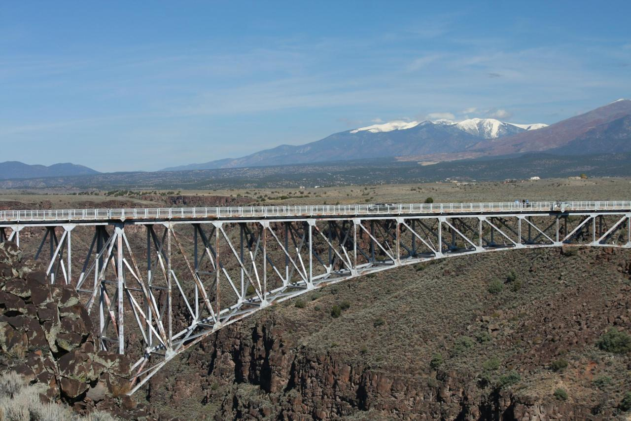 Rio Granda Bridge and Taos Mtn.jpg
