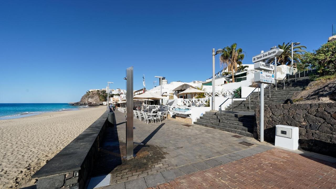 Oceanview Avenue Promenade Igramar Morro Jable Beach