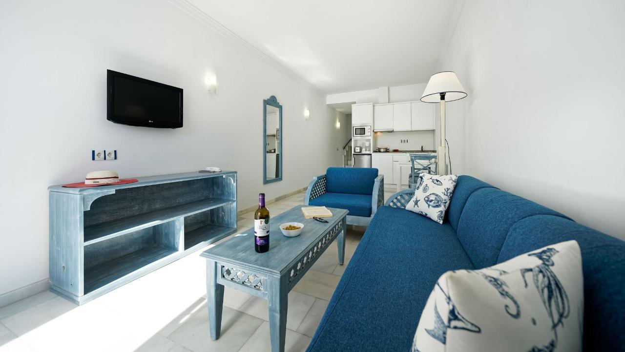 Living room Sitting room lounge Apartment Igramar Morro Jable