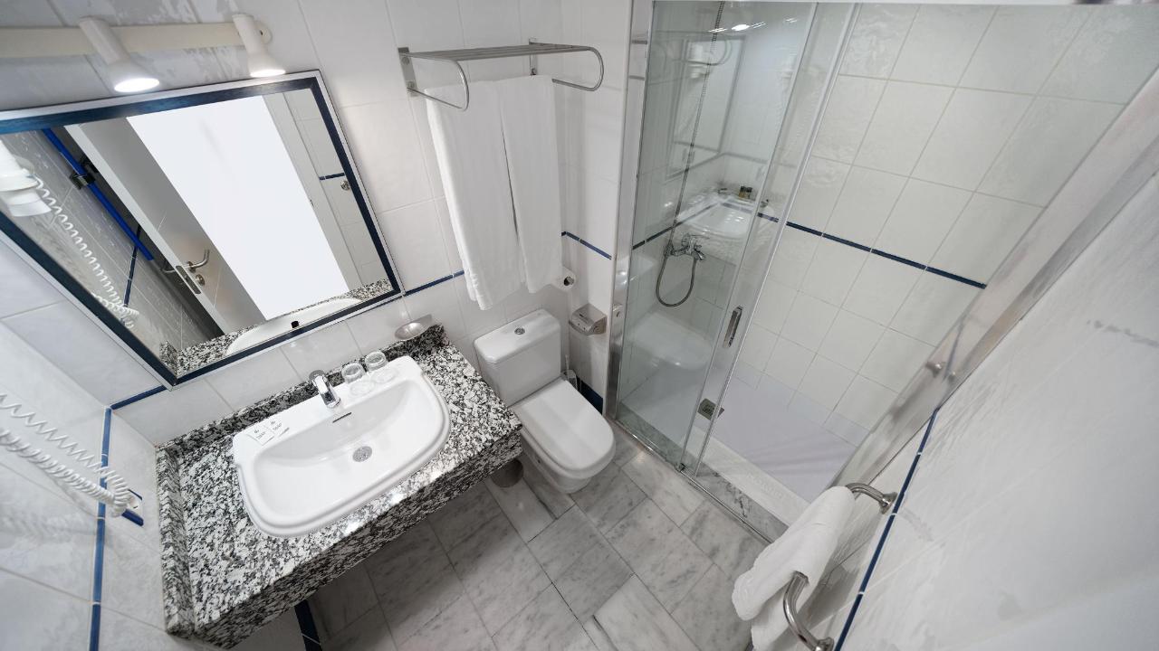 Bathroom Shower Studio Igramar Morro Jable