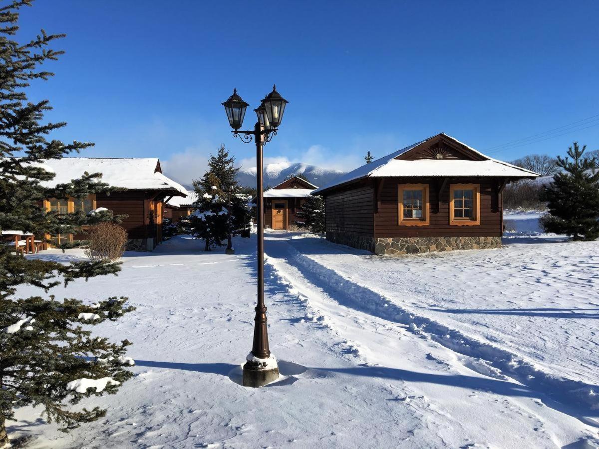 Holiday Village ubytovanie v zime.jpg